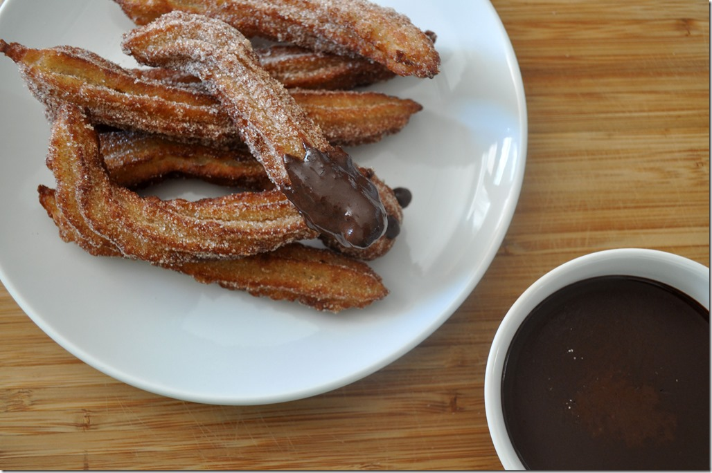 churros chocolate3